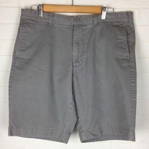 J. Crew Rivington Broken In Shorts Gray Size 36